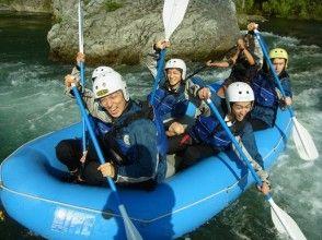 [Tokyo Okutama] experienced instructors guidance ♪ Standard rafting tour! [Half-day plan]