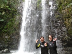 【Okinawa · Nago】 Adventure Waterfall Play & River Trekking Tour! ! Let's play a lot in nature!