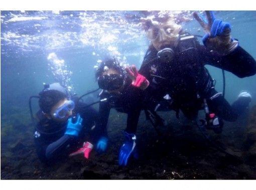 【宮崎県・宮崎市】ディスカバー・スクーバ・プログラム(海洋での体験プログラム)の紹介画像