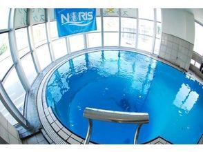 【兵庫/神戸】ダイビング専用プールで体験ダイビング