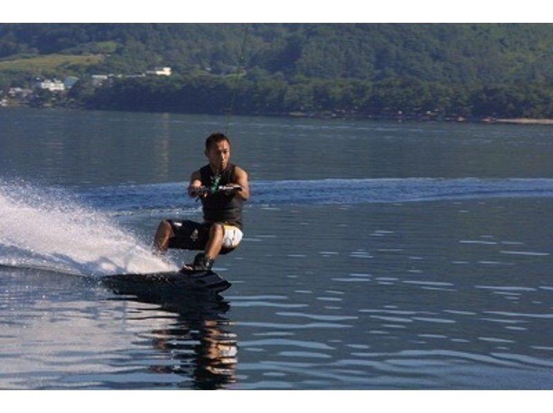 [Hokkaido / Sapporo] wakeboard experience in Toyako! ★ beginner OK ★ Introducing image