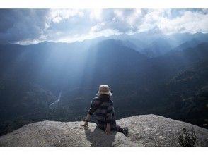 【屋久島】太鼓岩の絶景を見に行こう!白谷雲水峡ガイドツアーの画像