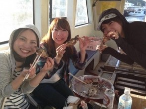 [Aichi Minamichita-Ise Bay mouth] specialty-fishing barbecue plan ♪ (experience fishing & BBQ)