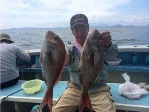 【愛知・南知多・伊勢湾口】狙いを定めて、乗合い海釣りプラン