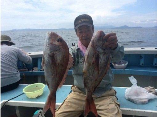 【愛知・南知多・伊勢湾口】狙いを定めて「乗合い海釣りプラン」ガイドレクチャー付き!