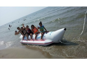 [Niigata Shibata] feel free to enjoy the exhilaration! Banana Boat / Marble! ! Image of