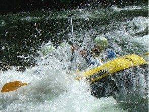 [Hokkaido Furano] go down the rapids! ! Rafting (half day plan)