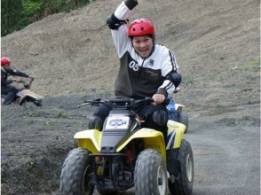[Hokkaido Furano] Feel free to enjoy! All-terrain vehicle(10 minutes each time) Both children and beginners are welcome!