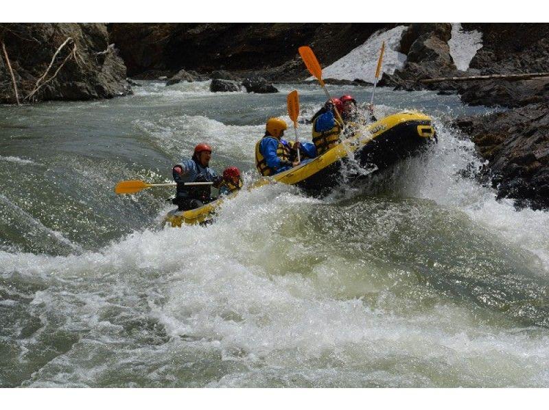 [Hokkaido Minamifurano] rafting (half a day)の紹介画像