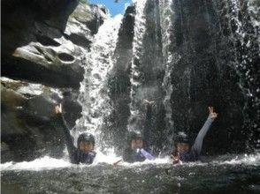 【沖縄・西表島】マイナスイオンでリフレッシュ!ゲータの滝トレッキングツアー!!★半日プラン★の画像