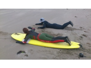 [Iwate Kuji] welcome beginners! Anything more OK! Surf school (rental equipment for free!)