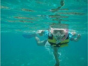 【沖縄・宮古島】海の中を覗いてみよう!シーカヤック&シュノーケル体験ツアー(半日コース)の画像