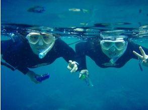 【鹿児島・奄美大島】簡単に海遊び!シュノーケリング体験プラン(約120分)の画像