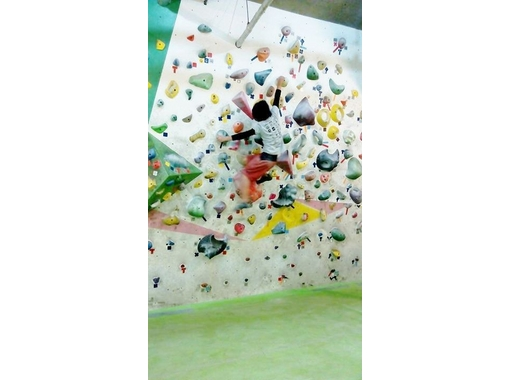 【North Kyushu ・ Ogura]Rental Included! At a reasonable price Bouldering Experience ♪ 【 For the first time only]の紹介画像