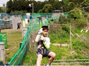 [Chiba Inzai] Zip line 2 hour course of image