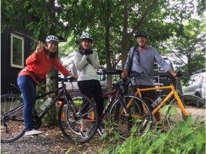 [Nagano/ Yatsugatake]half-day Guided tour 【 Bike rental Including]