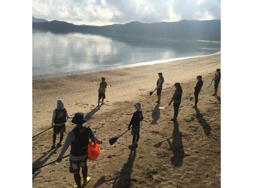 奄美のサップパイオニア カズボ スタンドアップパドル SUPスクールの紹介画像