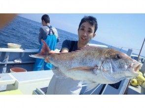 【湘南・鎌倉】何が釣れるかワクワク!乗合船で五目釣り体験~初心者・女性・お子様大歓迎!手ぶらでOK!