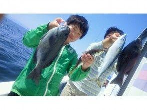 【湘南・鎌倉】初心者・女性・ファミリーOK!仕立船で五目釣り!貸切プランの画像