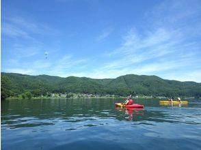 [Nagano ・ Kizaki lake] canoe experience tour ★ enjoy course ★