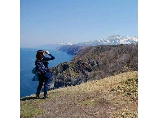☆北海道・知床☆原生林と断崖トレッキング〜ガイドブックには載らない場所をネイチャーガイドが案内!