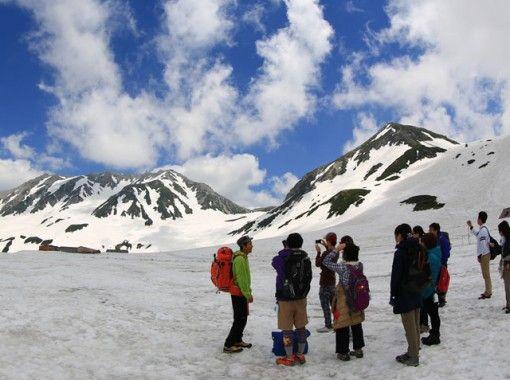 【富山・立山】トレッキングプライベートツアー!オリジナルプランでご案内します!(日帰り)の紹介画像