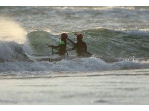 【 静岡・清水】陸上練習だけじゃ物足りない!カイトサーフィン体験Kitesurfing