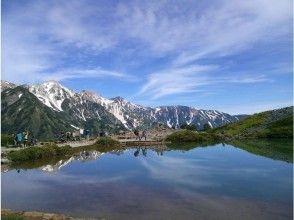 [長野白馬]北阿爾卑斯山,徒步旅行Happoike