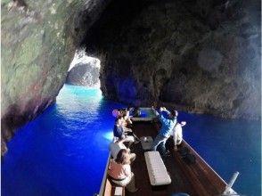 [ฮอกไกโด Otaru] Ganso! ภาพของการล่องเรือถ้ำสีฟ้าโดย Tsuusen