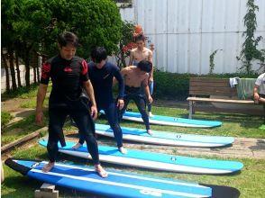 [Ibaraki, Oarai coast] surfing experience course