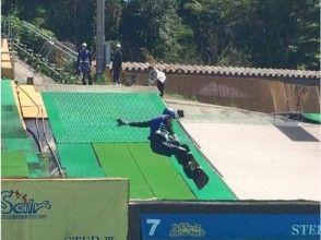 [Saitama, Tokorozawa] challenge to the water jump! Image of