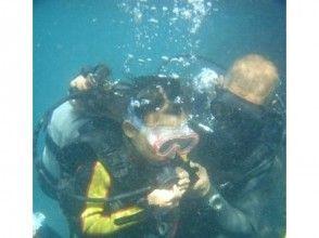 [東京大島伊豆]希望所有的潛水員穿著保留!救援課程