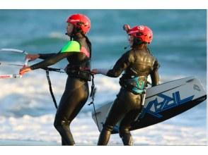 【静岡・清水】新体験!カイトサーフィンKitesurfing (Masterコース)