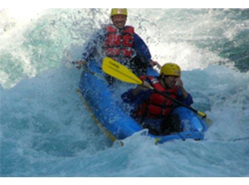 [Gifu-Nagara River: 2 hours full! Ducky boat rafting Experience (half-day course)の紹介画像
