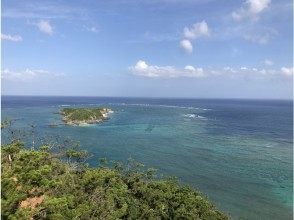 【Okinawa · Kunigami Village】 To uninhabited island in the northern part of Okinawa main island designated as Yanbaru National Park! Sea kayak + snorkeling