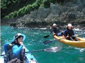 【沖縄北部・オクマ】やんばるの海でシーカヤック