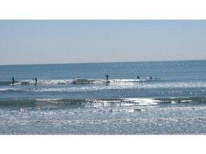 【千葉・九十九里】サーフィン 体験コース 1レッスン約2時間 初心者向けの画像