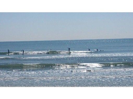 【千葉・九十九里】サーフィン 体験コース 1レッスン約2時間 初心者向けの紹介画像