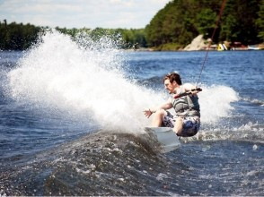 [Okinawa Ginowan] up to three hours! Wakeboard lessons and unlimited ride of image