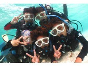 [Okinawa Ishigaki] experience diving (half-day course)