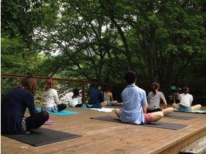 【Gunma · Minakami / Water Top】 Kayak & Yoga Plan image