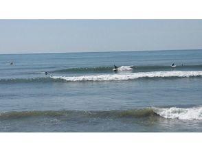 【千葉・九十九里】サーフィン ステップアップコース 1レッスン約2時間 中級者以上の画像