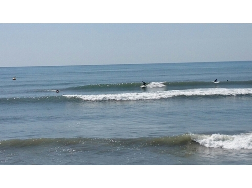 【千葉・九十九里】サーフィン ステップアップコース 1レッスン約2時間 中級者以上