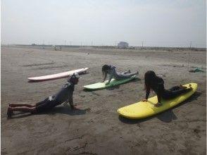 【千葉・九十九里】ロングボード体験スクールの画像