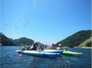 【群馬・みなかみ/水上】ゆったり&ドキドキ体験!カヤック&バンジージャンプの画像