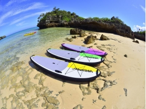[Okinawa Onna] paradise SUP! Experience Cruising tour (★ There various discount ★)