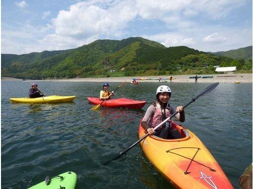 【高知・四万十】日本三大清流の一つ!四万十川でカヤック(1人乗り用)体験!