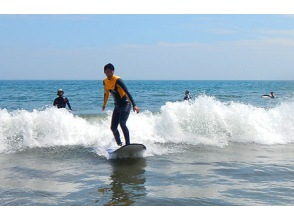 [Ibaraki, Oarai coast] once deals with the ticket! Surfing experience (master course)