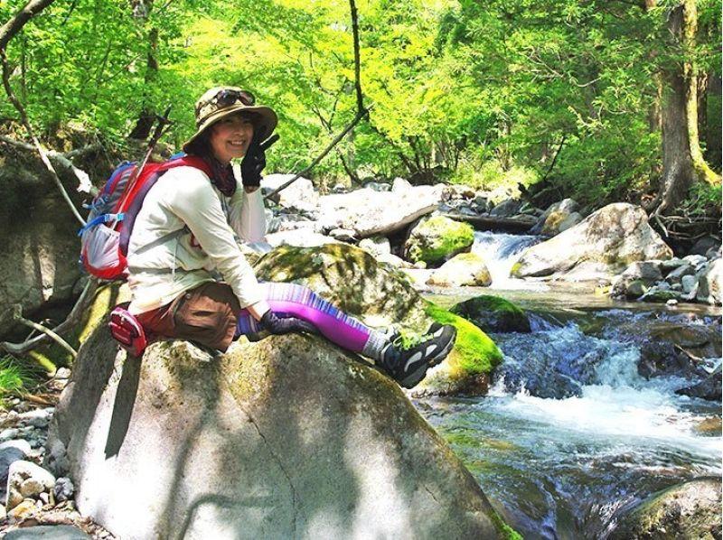 【栃木・日光】初心者歓迎!霧降隠れ三滝ハイキングの紹介画像