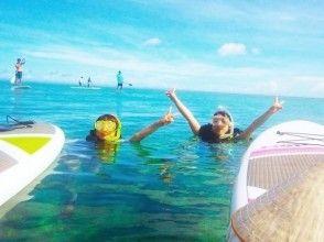 【沖縄北部・やんばる】自然を満喫!SUP&シュノーケリングコース(150分)